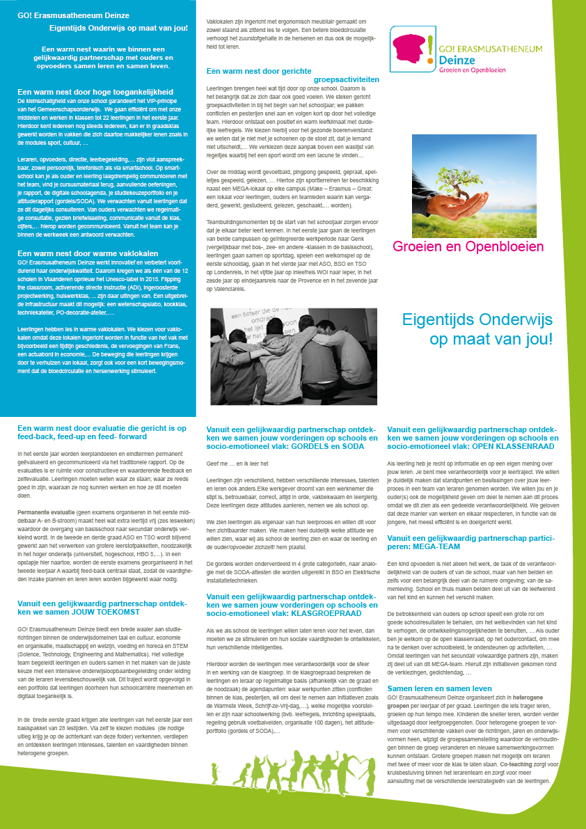 Folder GO! Erasmusatheneum Deinze pagina 1